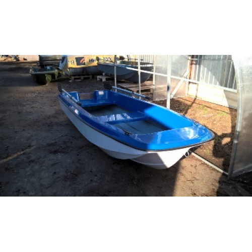 лодка тримаран пластиковая кайман