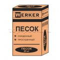 ПЕСОК обмуровочный WERKER 25 кг ТерраКот